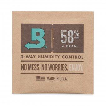Boveda 4g Hygro Pack 58% Relative Luftfeuchtigkeit