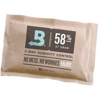 Boveda 67g Hygro Pack 58% Relative Luftfeuchtigkeit