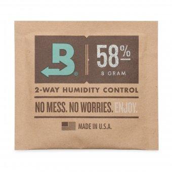 Boveda 8g Hygro Pack 58% Relative Luftfeuchtigkeit