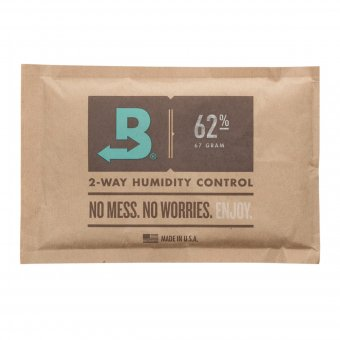 Boveda 67g Hygro Pack 62% Relative Luftfeuchtigkeit