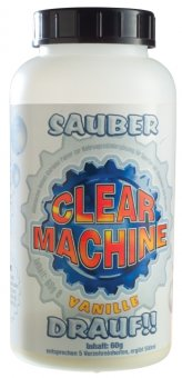 Clear Machine Vanille-60g