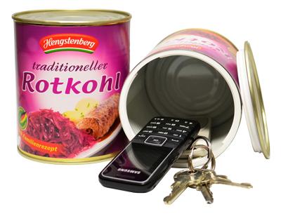 Dosensafe Rotkohl