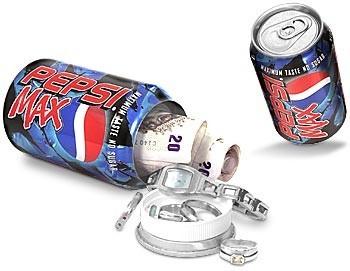 Dosensafe Pepsi