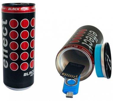 Dosensafe Effect Energy Drink-BLACK-0.25L