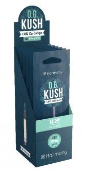 CBD Harmony Pen - OG Kush Catridge-100mg