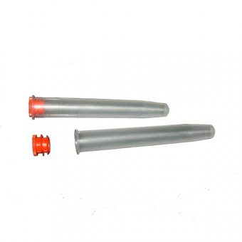 Joint Tube-109mm-red cap