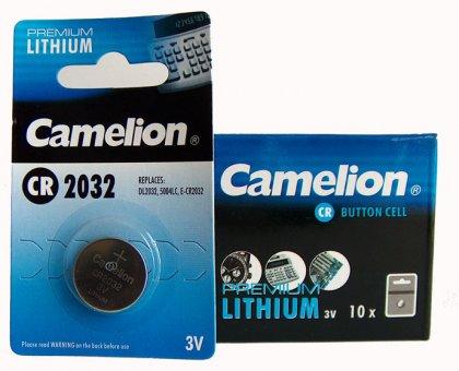 Lithium Button Battery CR2032