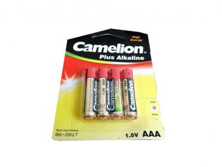 4 mal AAA Batteries