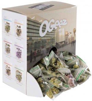 OGeez Krunch Box - VE120