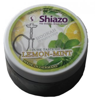 Shiazo Dampfsteine, Lemon Mint(Zitrone Minze)-100g