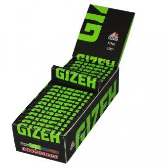 Gizeh Black Fine (grün) Regular Size, Magnet