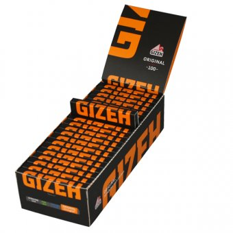 Gizeh Black Original (orange) Regular Size, Magnet