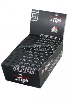 Gizeh King Size Slim Tips 26er
